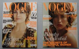 Vogue Magazine - 2011 - July